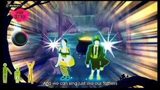 Come On Eileen - Just Dance 2