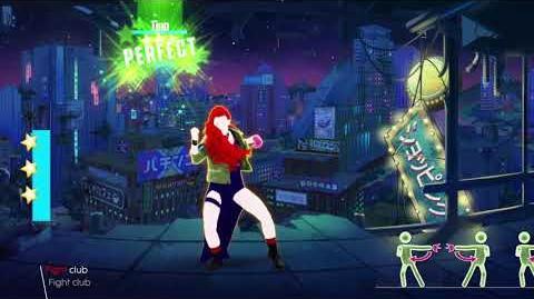 Fight Club - Just Dance 2018
