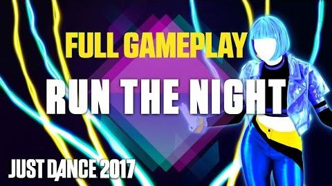 Just Dance 2017 - Run The Night - BGS Full Gameplay