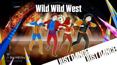 Just Dance 4 - Wild Wild West