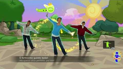 Just Dance Disney Party Ho Gli Scoiattoli Nei Pantaloni (S.I.M.P