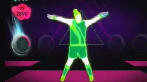 Just Dance Summer Party - Skin-To-Skin (The Sweat Invaders)