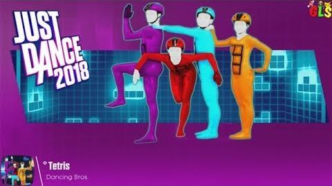 Tetris - Just Dance 2018