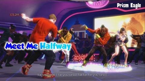 The Black Eyed Peas Experience - Meet Me Halfway - S Rank