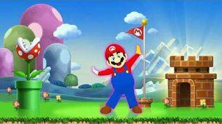 Ubisoft Meets Nintendo - Just Mario (Just Dance Wii Version)