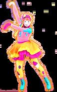 Birthday png just dance 2015 by flaviventurini-d88jtm3