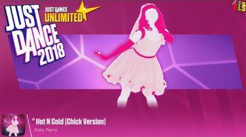 Hot N Cold - Just Dance 2018