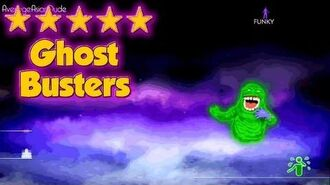 Just Dance 2014 - Ghostbusters - 5* Stars