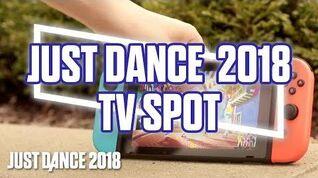 Just Dance 2018 TV Spot (US)