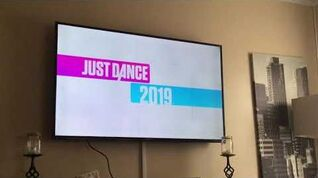Just dance 2019 Irish Meadow dance 5 stars Nintendo switch