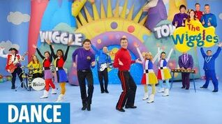 The Wiggles The Shimmie Shake