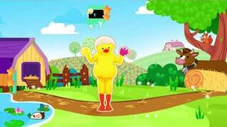 4k Happy Farm by Groove Century Just Dance Kids RD PH