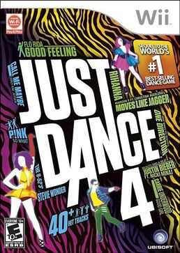 Just Dance Just Dance Wikia FANDOM Powered By Wikia - Minecraft wii u server erstellen deutsch