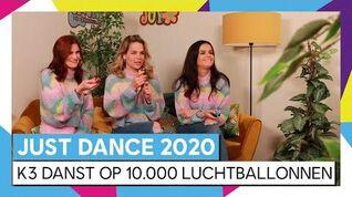 JUST DANCE 2020 - K3 DANST OP 10