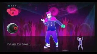 Just Dance 2 (DEMO) - The Power