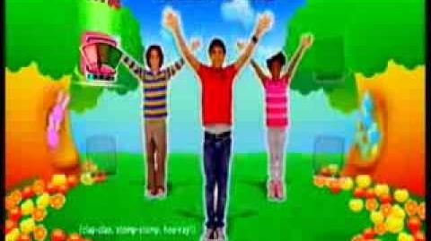 Just Dance Kids If You're Happy and You Know It
