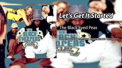 Let's Get It Started (The Black Eyed Peas Experience Version)