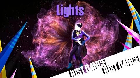 Lights - Just Dance Now (No GUI)