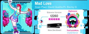 MadLoveALT M617Score