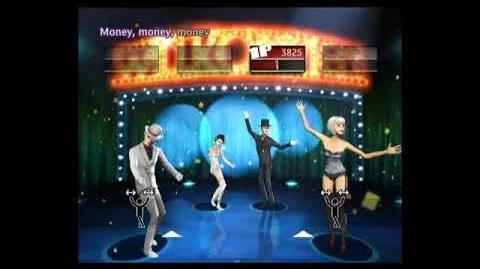 Money, Money - Dance on Broadway (Wii)