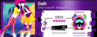 Oath M617Score