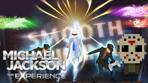 Smooth Criminal - Michael Jackson The Experience (PS3) (Dancing)