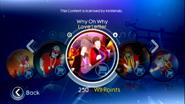 Whyowhy jd3 store menu wii