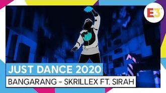 BANGARANG - SKRILLEX FT. SIRAH - JUST DANCE 2020 -OFFICIAL-