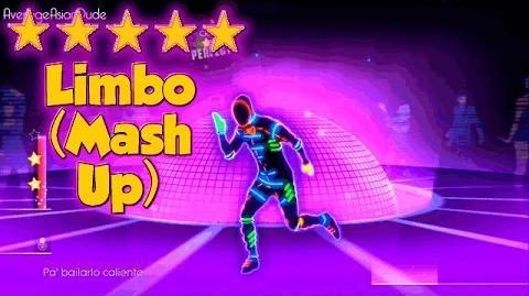 Just Dance 2014 - Limbo (Dance Mash-Up) - Alternative Mode Choreography - 5* Stars