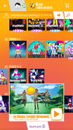 KIDSTheLionSleepsTonight jdnow menu phone 2017