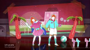 Barbiegirl jd2019 gameplay 1