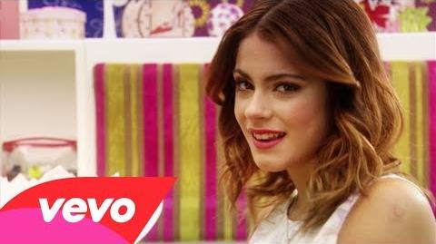 """Hoy Somos Más (from """"Violetta"""") (Sing-Along Version)"""