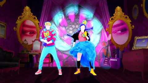 J'suis pas jalouse - Just Dance Unlimited (No GUI)