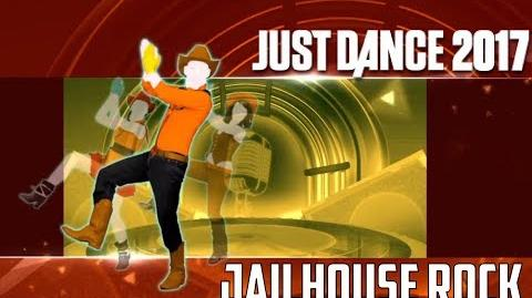 Jailhouse Rock (Line Dance) - Just Dance 2017