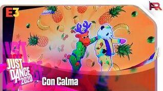 Just Dance 2020 - Con Calma