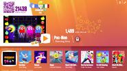Pacman jdnow menu