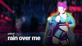 Rain Over Me by Pitbull - Just Dance 2020 FULL CHOREO (GAMEPLAY)