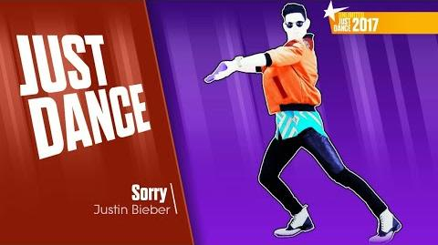 Sorry - Just Dance 2018