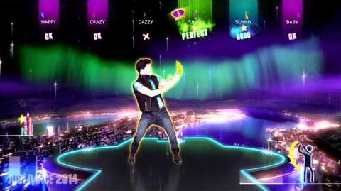 Beauty And A Beat - Just Dance 2014 Gameplay Teaser (UK)