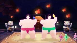 Hips Don't Lie (Sumo Version) - Just Dance Now (No GUI)