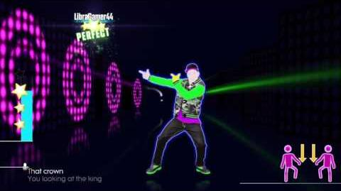 Just Dance 2017 unlimited Good Feeling 5 stars