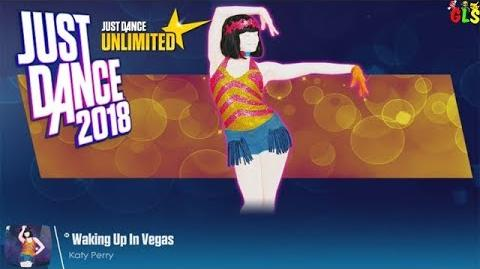 Just Dance 2018 - Waking Up In Vegas