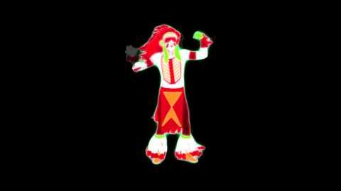 Just Dance 4 Instanbul Dance Mashup (Never used)-0