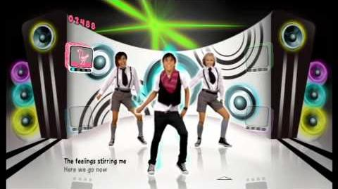 Just Dance Kids Shake it