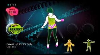 Call Me - Just Dance 2