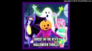 Halloween Thrills - Ghost In The Keys