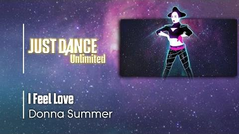 I Feel Love - Just Dance 2016