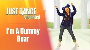 Just Dance Unlimited files - I'm A Gummy Bear PREVIEW