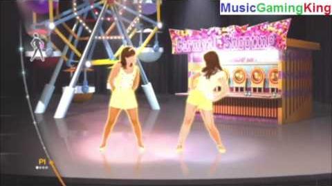 "ABBA You Can Dance Gameplay - ""Bang-A-Boomerang"""