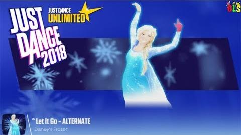 Let It Go (Sing Along) - Just Dance 2018